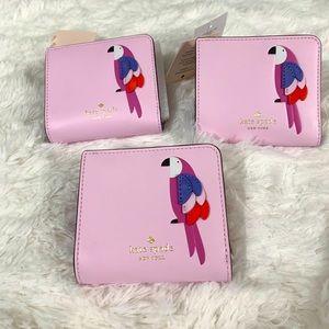 Flock Party bifold wallet